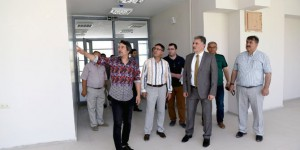 Büyükşehir'den Evkur Yeni Malatya Spor'a Tesis Desteği