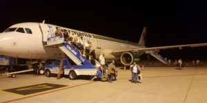 Edremit-düsseldorf Uçuşları Başladı
