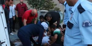 Şehir Magandalarının Silahlı Kavgasında Yoldan Geçen Lise Öğrencisi Yaralandı