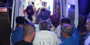 Bingöl'de Yaralan Askerler Tedavi Altına Alındı