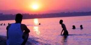 Antalya'da Gece İle Gündüz Birbirine Girdi