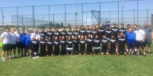 Karacabey Birlikspor Lige Hazırlanıyor