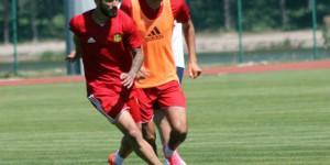 Evkur Yeni Malatyaspor'un Arjantinlisi Dening İddialı Konuştu