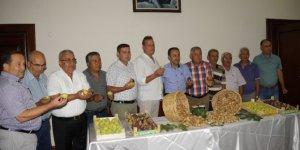 Aydın Ticaret Borsası yılın ilk kuru incirini kilosu 70 TL'den aldı
