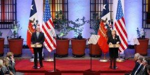 """ABD'den Güney Amerika ülkelerine uyarı: """"Kuzey Kore'yle ilişkileri kesin"""""""