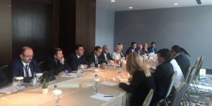 Gıda, Tarım ve Hayvancılık Bakanı Fakıbaba, Sırp mevkidaşı ile görüştü