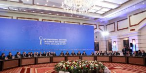 Astana görüşmeleri eylülde yapılacak