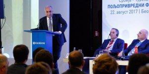 Bakan Fakıbaba, Türkiye-Sırbistan Tarım İş Forumu'nda
