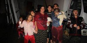 Zonguldak'ta 5 ailenin evi heyelan riskiyle boşaltıldı