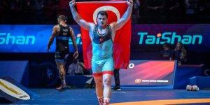 Rıza Kayaalp, Dünya Şampiyonu oldu