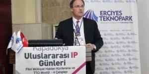 """Erciyes Teknopark """"Kapadokya IP Günleri 2017"""" etkinliği düzenledi"""