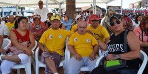 Ayvalık'ta 25. Uluslararası Engelliler Şenliği başladı