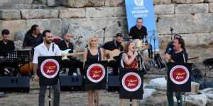 ABBO'dan Perge Antik Kenti'nde muhteşem konser