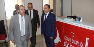 Bitlis Valisi Ustaoğlu'nun ziyaretleri devam ediyor