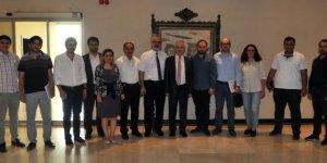 GSO UR-GE şekerli ürünler ihracat takımı projesi açılış toplantısı yapıldı