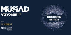 Vizyoner Sektörler Zirvesi 11-12 Ekim İstanbul'da
