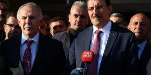 """Bakan Tüfenkci : """"Habur kapanırsa yeni kapı açılabilir"""""""