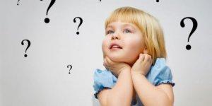 Çocuğunuz Soru Sormuyorsa Şüphelenin