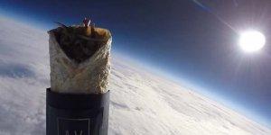 Uzaya Kebap Gönderdiler