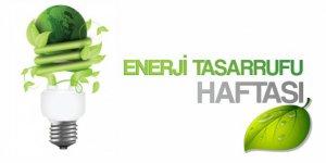 Enerji Tasarrufu Haftası Etkinlikleri