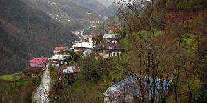 Çaykara Soğanlı Köyü