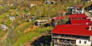 Çaykara Taşören Köyü