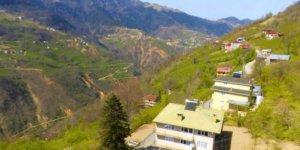 Çaykara Aşağıkumlu Köyü