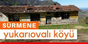 Sürmene Yukarıovalı Köyü
