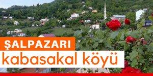 Şalpazarı Kabasakal Köyü