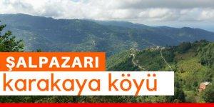 Şalpazarı Karakaya Köyü