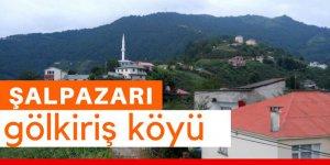 Şalpazarı Gölkiriş Köyü