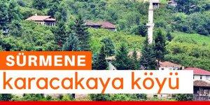 Sürmene Karacakaya Köyü