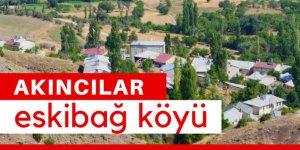 Akıncılar Eskibağ Köyü