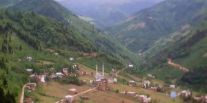 Yomra Oymalıtepe Köyü