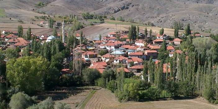 Gemerek Yeşilöz Köyü