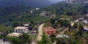Bolu Aktaş Köyü