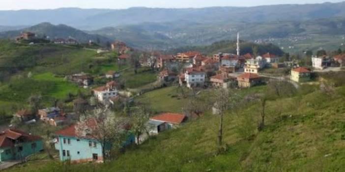 Ereğli Serintepe Köyü