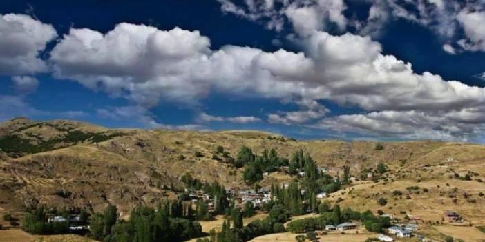 İmranlı Eskikeşlik Köyü