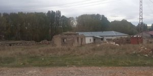 Kangal Yukarıhüyük Köyü