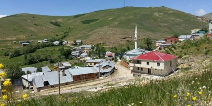 Gümüşhane Akhisar köyü
