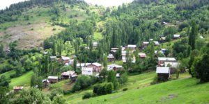 Koyulhisar Gümüşlü Köyü