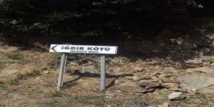 Zara İğdir Köyü