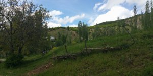 Zara Yukarıçamurcu Köyü