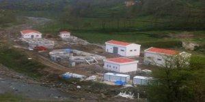 Kalkandere Ormanlı Köyü