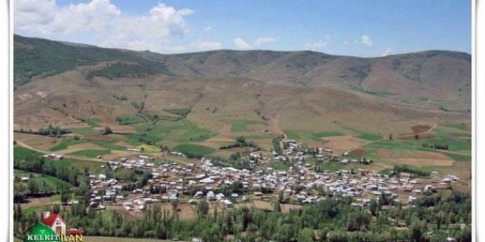 Kelkit Babakonağı Köyü