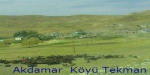 Tekman Akdamar Köyü