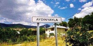 Alucra Aydınyayla Köyü
