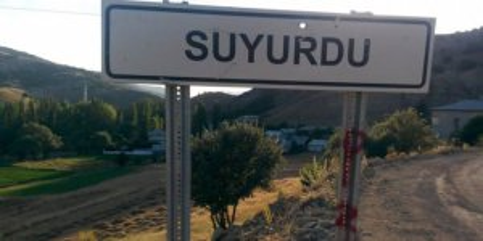 Alucra Suyurdu Köyü