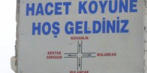 Bulancak Hacet Köyü