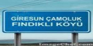 Çamoluk Fındıklı Köyü